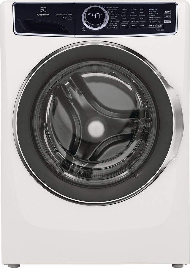 Electrolux 4.5 Cu. Ft. White Front Load Washer-ELFW7537AW