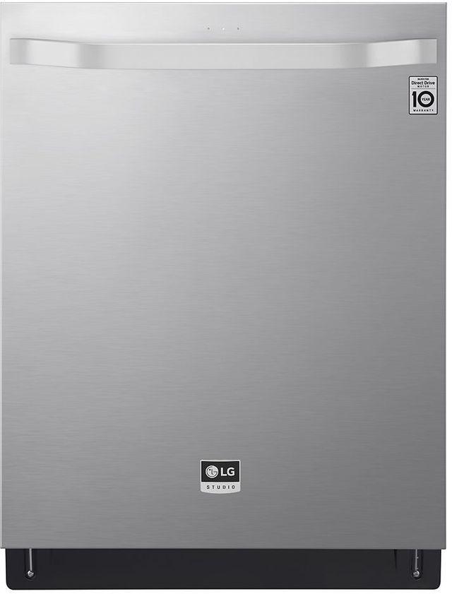 Lave-vaisselle encastré LG Studio® de 24 po - Acier inoxydable-LSDT9908SS
