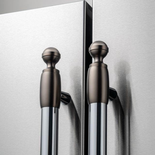 Ensemble décoratif Bertazzoni® - Nickel noir-DS2HERTSB