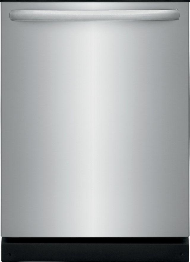 "Frigidaire® 24"" Stainless Steel Built In Dishwasher-FFID2426TS"