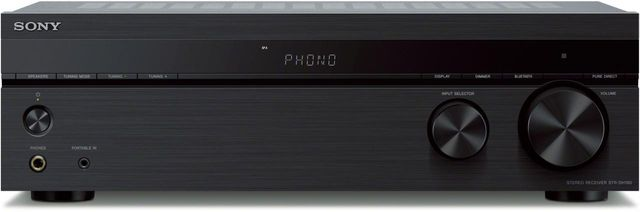 Sony® 2 Channel Stereo Receiver-STRDH190