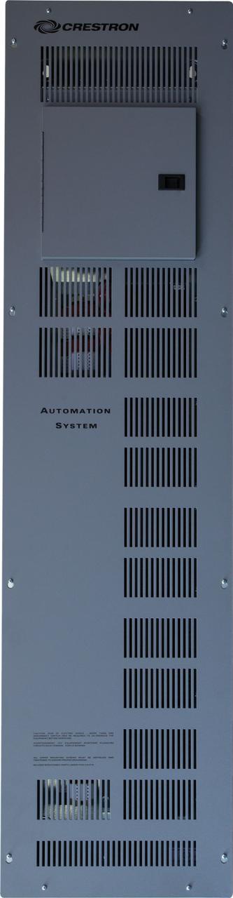 Crestron® 5 Modules High x 1 Module Wide Automation Enclosure-2 Phase-CAEN-5X1-MLO-120/2P