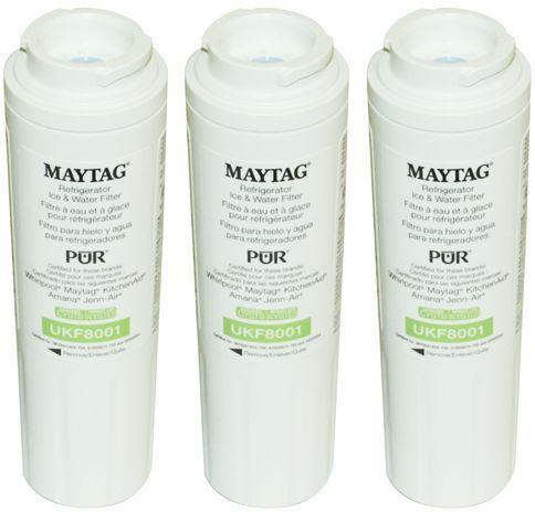 Maytag Refrigerator Water Filter (3 Pack)-UKF8001T