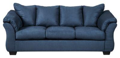 Signature Design by Ashley® Darcy Blue Full Sofa Sleeper-7500736