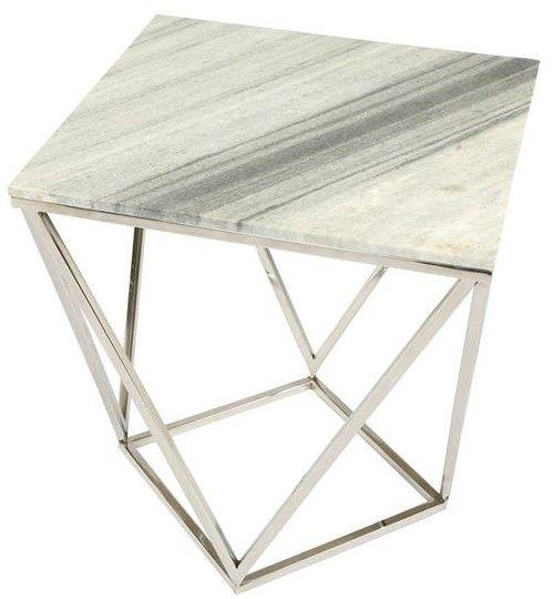 Riverside Furniture Luna Square Side Table-43708