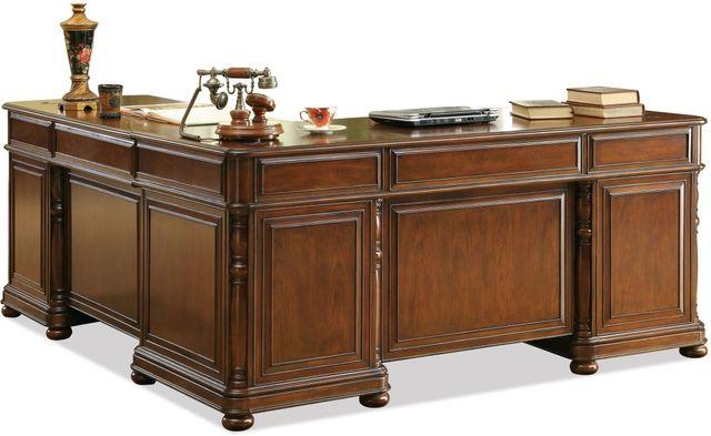 Riverside Furniture Bristol Court L Desk And Return-24532