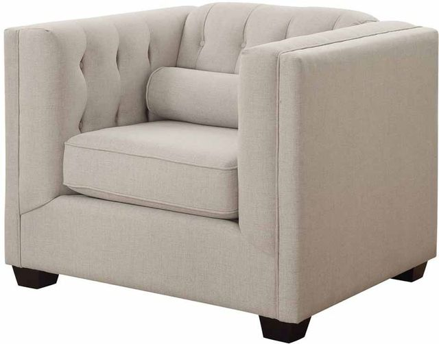 Coaster® Cairns Oatmeal Accent Chair-504906