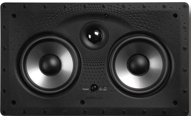 """Polk Audio® Vanishing RT Series 255C-RT White 5.25"""" In-Wall Center Channel Speaker-AW2550"""