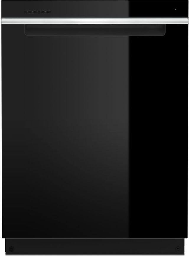 "Whirlpool® 24"" Black Built In Dishwasher-WDTA50SAKB"