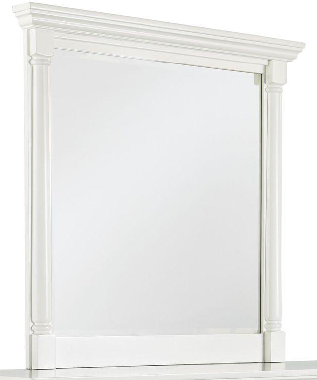 Signature Design by Ashley® Kaslyn White Bedroom Mirror-B502-26