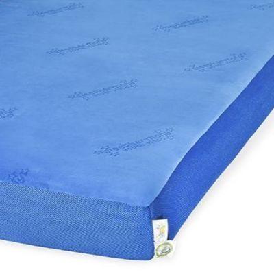 Glideaway® Sleepharmony® Jubilee Youth Blue Memory Foam Full Mattress-MAT-25YVMB-F
