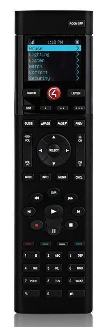 Control4® SR-260 System Remote Control-C4-SR260