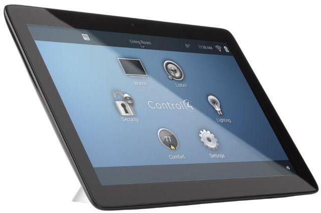 "Control4® T3 Series 10"" Tabletop Touch Screen-Black-C4-TT10-BL"