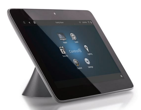 "Control4® T3 Series Black 7"" Tabletop Touch Screen-C4-TT7-1-BL"