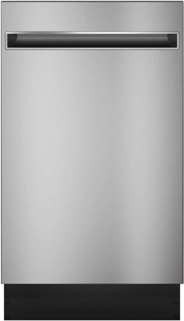 """GE Profile® 18"""" Stainless Steel Built In Dishwasher (S/D)-PDT145SSLSS SD"""