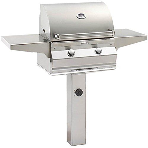 Fire Magic® Choice Collection In Ground Post Mount Grill-Stainless Steel-C430S-1T1P-G6
