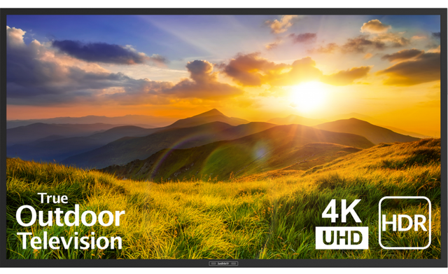 "SunBriteTV® 55"" Signature 2 Outdoor LED HDR 4K TV-SB-S2-55-4K-BL"