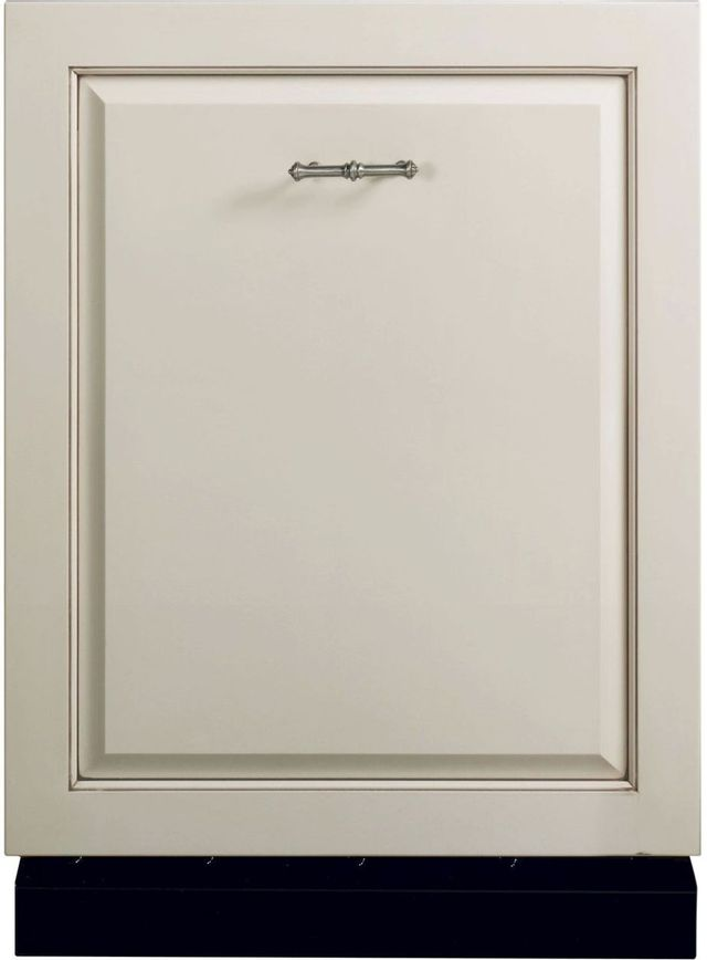 "GE® 24"" Custom Panel Built In Dishwasher-GDT226SILII"