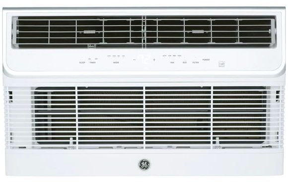 GE® 12,000 BTU's White Thru the Wall Built In Air Conditioner-AJCQ12DCH