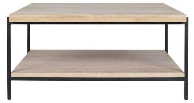 Table de café rectangulaire Mila, brun, Moe's Home Collections®-YC-1003-24