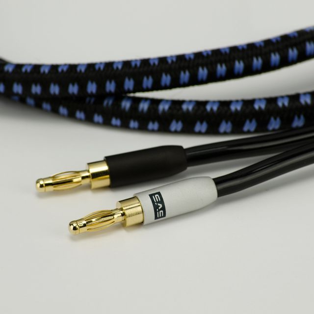 SVS SoundPath Ultra 12 Foot Speaker Cable-SOUNDPATH ULTRA SPEAKER CABLE 12FT