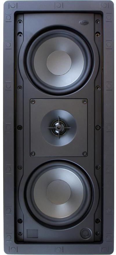 """Klipsch® R-2502-W II 5.25"""" In-Wall LCR Speaker-1014128"""