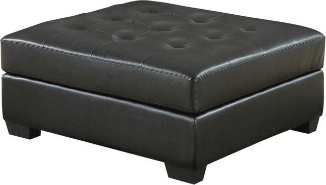 Coaster® Darie Black Ottoman-500607