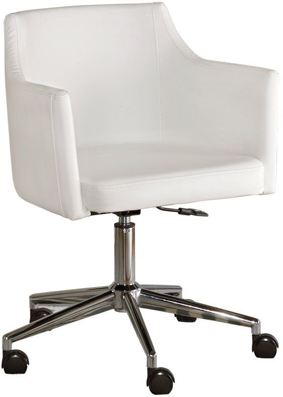 Signature Design by Ashley® Baraga Home Office Swivel Desk Chair-H410-01A