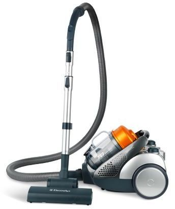 Electrolux Access T8 Canister Vacuum-Tangerine-EL4071A