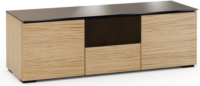 Salamander Designs® Denver 236 AV Cabinet-Textured Natural Oak-C/DV236/NO