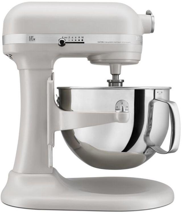 KitchenAid® Professional 600™ Series 6 Quart Milkshake Stand Mixer-KP26M1XMH