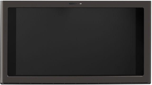 "GE Profile™ 29.75"" Black Stainless Steel Kitchen Hub-UVH13013MTS"