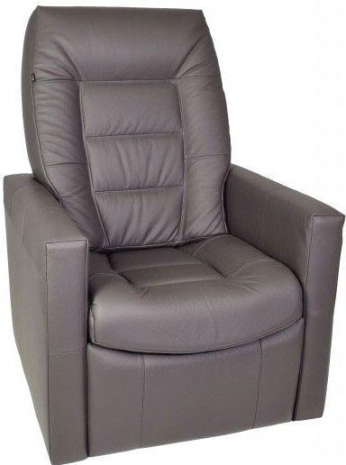 Fauteuil inclinable NEO en tissu gris PEL International®-215554