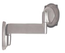 Chief® Professional AV Solutions Silver Medium Flat Panel Single Arm Wall Mount-JWSVS