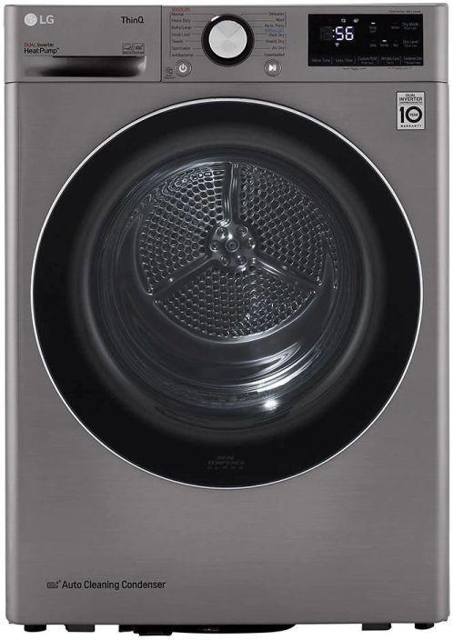 LG 4.2 Cu. Ft. Graphite Steel Front Load Electric Dryer -DLHC1455V