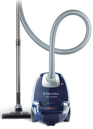 Electrolux Ergospace Canister Vacuum-Blue-EL4103A