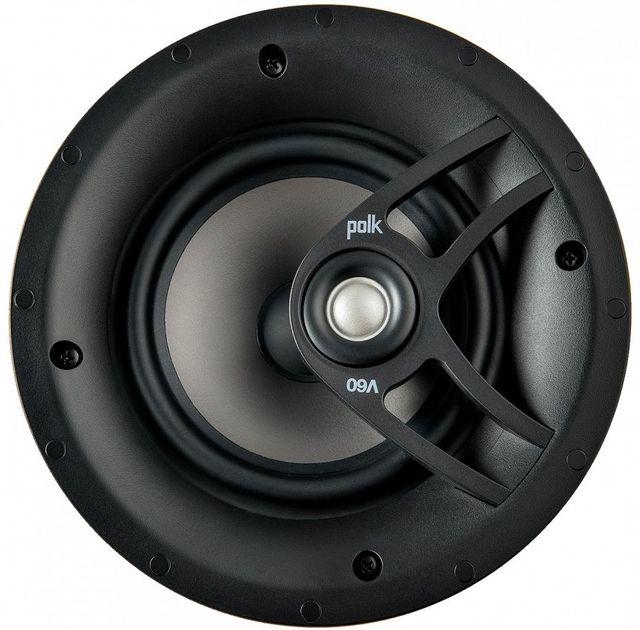 Polk Audio® V60 Vanishing V Series High Performance In-Ceiling Speaker-AW4060