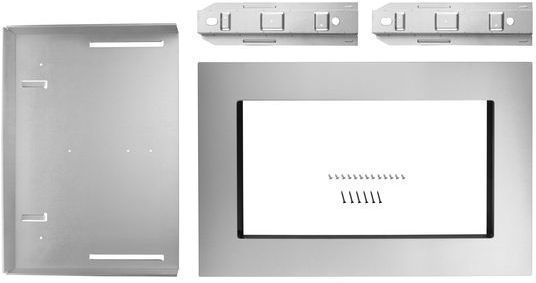 "Whirlpool 1.5 CU. FT. CONV. Countertop 30"" Trim Kit - Stainless Steel-MKC2150AS"