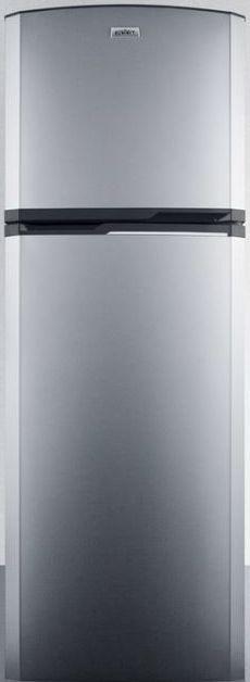 Summit® 8.8 Cu. Ft. Top Freezer Refrigerator-Stainless Steel-FF948SS