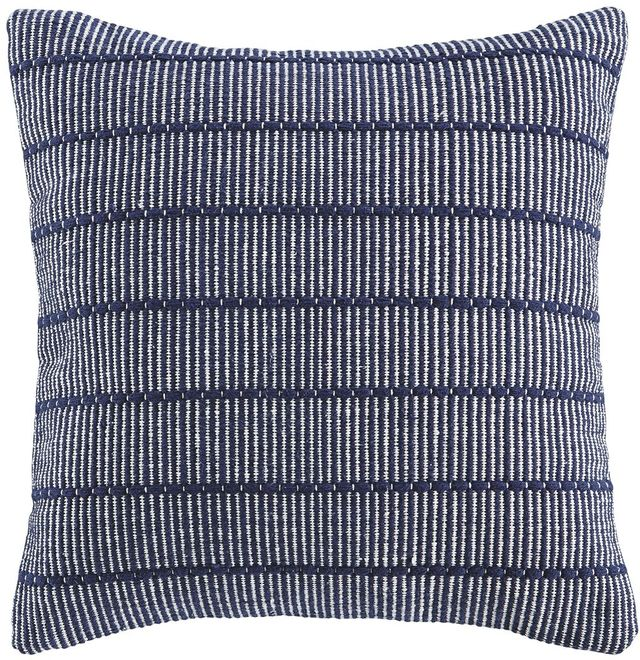 Signature Design by Ashley® Rabia Set of 4 Navy Pillows-A1000880