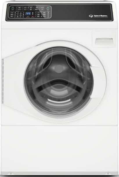 Speed Queen® 3.5 Cu. Ft. White Front Load Washer-FF7005WN