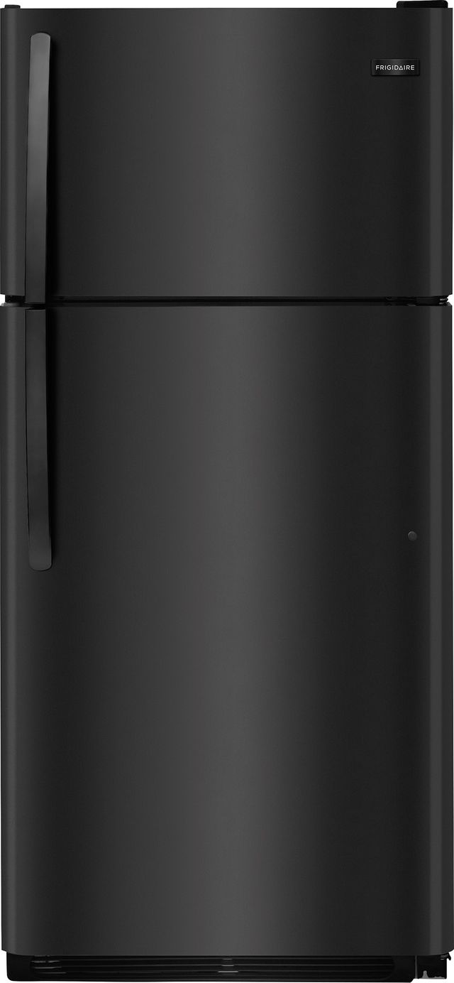Frigidaire® 18 Cu. Ft. Black Top Freezer Refrigerator-FFTR1814TB