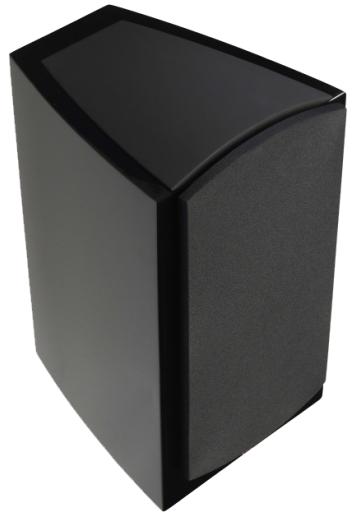 """Revel Performa3 Loudspeaker Series 5.25"""" 2-Way Bookshelf Monitor Loudspeaker-Piano Black-M105 BK"""