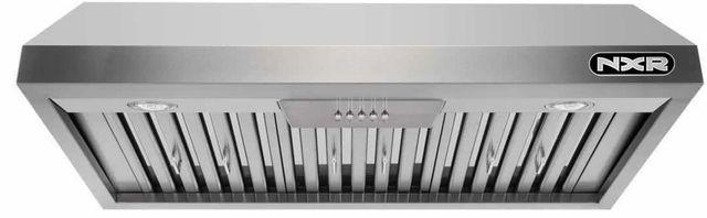 """NXR 36"""" Stainless Steel Under Cabinet Range Hood-EH3619"""