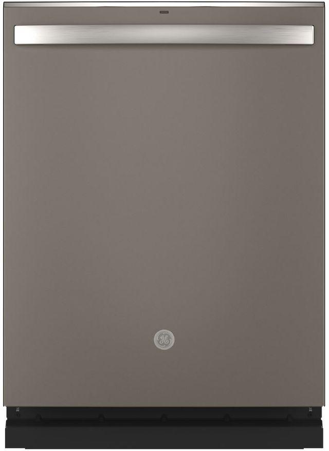 """GE® 24"""" Slate Built In Dishwasher-GDT665SMNES"""
