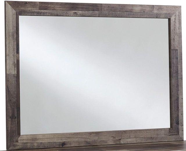 Benchcraft® Derekson Multi Gray Square Mirror-B200-36
