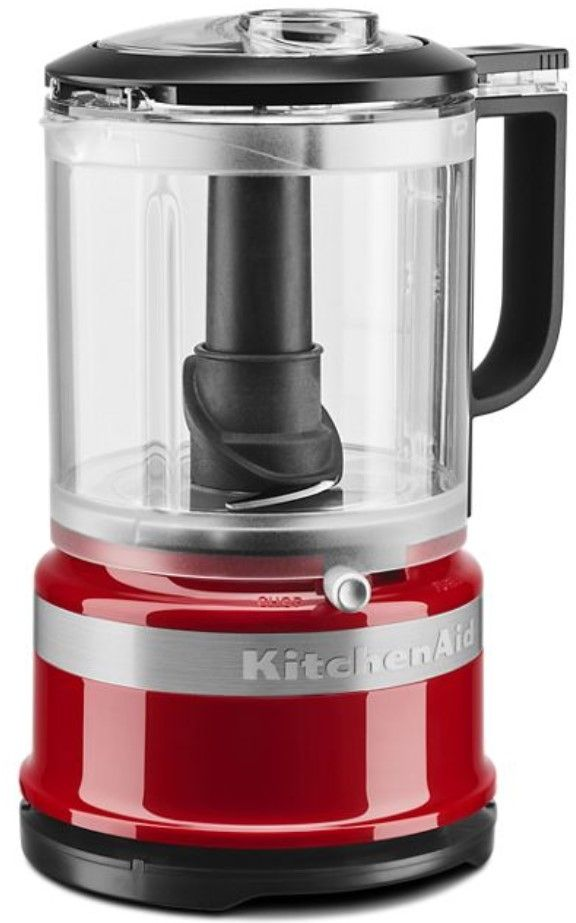 KitchenAid® 5 Cup Empire Red Food Chopper-KFC0516ER