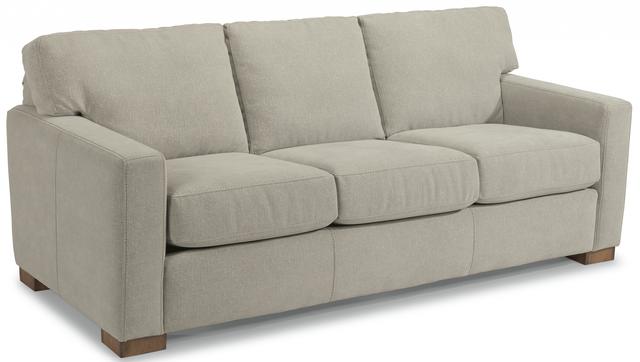 Flexsteel® Bryant Leather Sofa-B3399-31