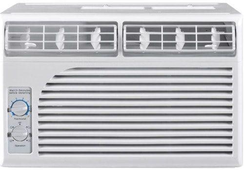 Crosley® 5,000 BTU's White Compact Window Mount A/C-CACM05B1