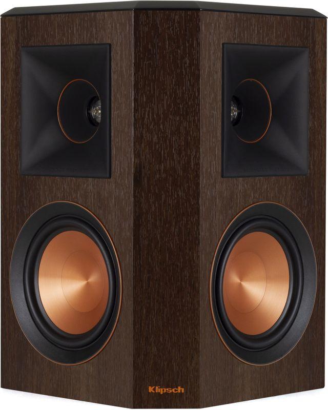 Klipsch® Reference Premiere Walnut RP-502S Surround Sound Speaker-1065824